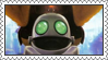 Ratchet and Clank: Tools of Destruction Stamp by LoveAnimeAndCartoons
