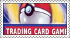 Pokemon Trading Card Game Stamp by LoveAnimeAndCartoons