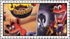 Crash Superpack Stamp 2 by LoveAnimeAndCartoons