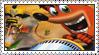 Crash Nitro Kart Stamp by LoveAnimeAndCartoons