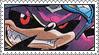 Super Scourge Stamp