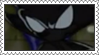 Dark Sonic Stamp by LoveAnimeAndCartoons