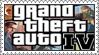 Grand Theft Auto |V Stamp