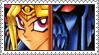 Yu-Gi-Oh: Forbidden Memories Stamp by LoveAnimeAndCartoons