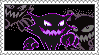 Haunter Stamp by LoveAnimeAndCartoons