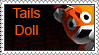 Tails Doll Stamp by LoveAnimeAndCartoons
