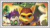 Ratchet and Clank: All 4 One Stamp 1 by LoveAnimeAndCartoons