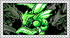 Scyther Stamp by LoveAnimeAndCartoons