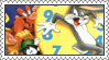 Bugs Bunny: Lost in Time Stamp by LoveAnimeAndCartoons