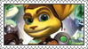 Ratchet and Clank Collection Stamp 2 by LoveAnimeAndCartoons