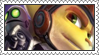 Ratchet and Clank: Into the Nexus Stamp by LoveAnimeAndCartoons