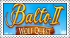 Balto II: Wolf Quest Stamp by LoveAnimeAndCartoons