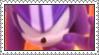 Darkspine Sonic Stamp by LoveAnimeAndCartoons