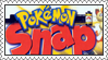Pokemon Snap Stamp by LoveAnimeAndCartoons