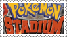 Pokemon Stadium Stamp by LoveAnimeAndCartoons