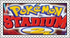 Pokemon Stadium 2 Stamp by LoveAnimeAndCartoons
