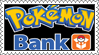 Pokemon Bank Stamp by LoveAnimeAndCartoons