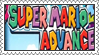 Super Mario Advance Stamp by LoveAnimeAndCartoons