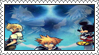 Kingdom Hearts II: Final Mix Stamp by LoveAnimeAndCartoons
