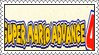 Super Mario Advance 4 Stamp by LoveAnimeAndCartoons