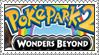 PokePark 2: Wonders Beyond Stamp by LoveAnimeAndCartoons