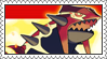 Pokemon Omega Ruby Stamp by LoveAnimeAndCartoons