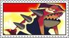 Pokemon Omega Ruby Stamp by LoveAnimeAndCartoons