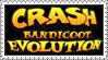 Crash Bandicoot: Evolution Stamp