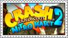 Crash Bandicoot Nitro Kart 2 Stamp