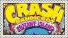 Crash Bandicoot: Mutant Island Stamp by LoveAnimeAndCartoons