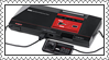 Sega Master System Stamp by LoveAnimeAndCartoons