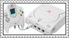 Sega Dreamcast Stamp by LoveAnimeAndCartoons