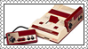 Famicom Stamp by LoveAnimeAndCartoons