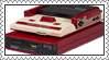Famicom Disk System Stamp by LoveAnimeAndCartoons