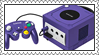Nintendo GameCube Stamp by LoveAnimeAndCartoons