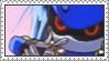 Hyper Metal Sonic Stamp by LoveAnimeAndCartoons