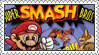 Super Smash Bros. Stamp by LoveAnimeAndCartoons