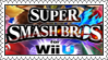 Super Smash Bros. (Wii U) Stamp by LoveAnimeAndCartoons