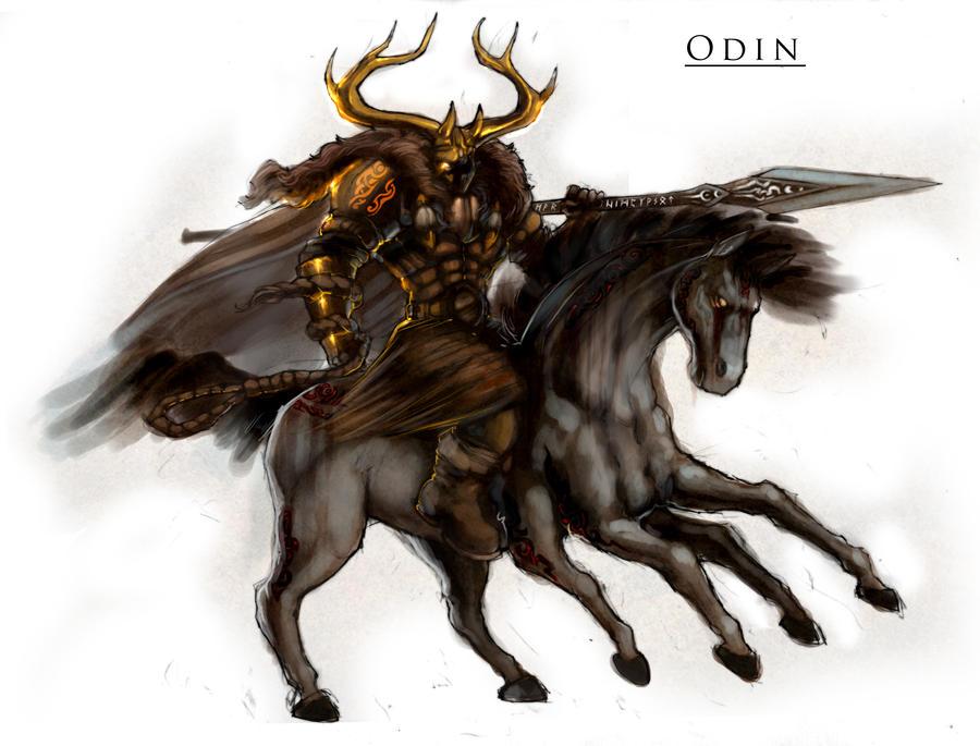 [Image: Odin___Esper_by_DraconicaNimbus.jpg]