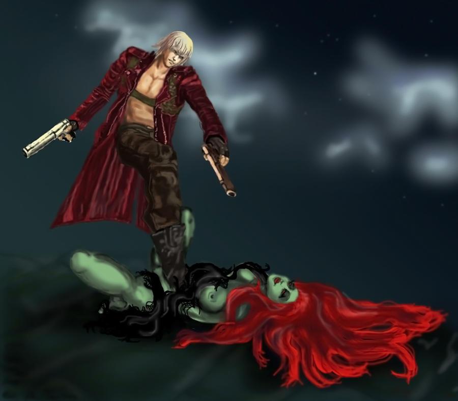 Dante and  Nevan by MaraZilla