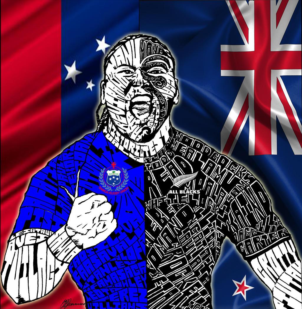 Image Result For Samoa Vs All Black Wallpaper