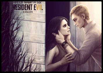 Mia and Ethan-Resident evil 7