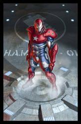Iron Patriot. by iergoth