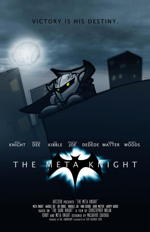The Meta Knight by ArcZero