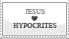 jesus_loves_hypocrites.stamp by ArcZero