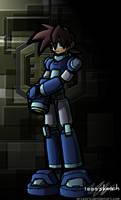 Mega Man Trigger by ArcZero