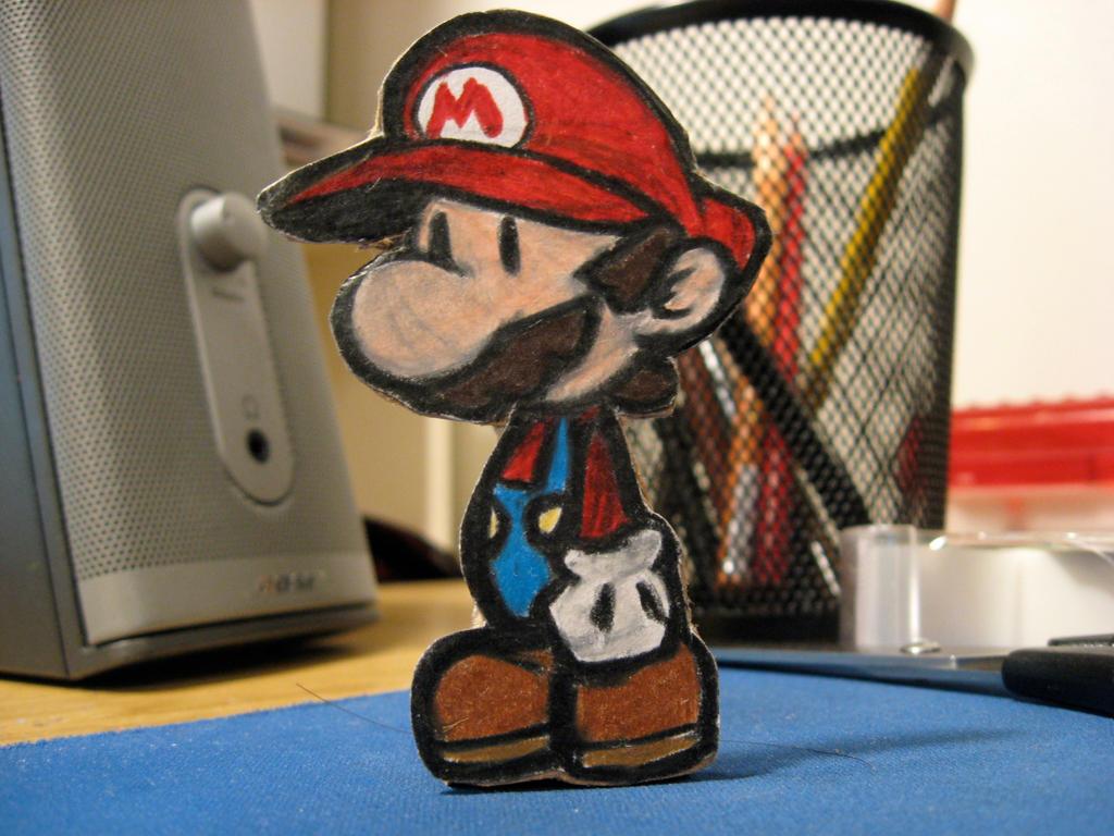 Paper Mario by ArcZero
