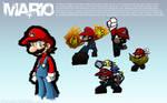 Super Smash Bros: Mario