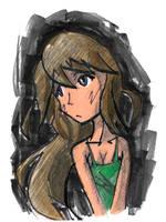 girl.marker by ArcZero