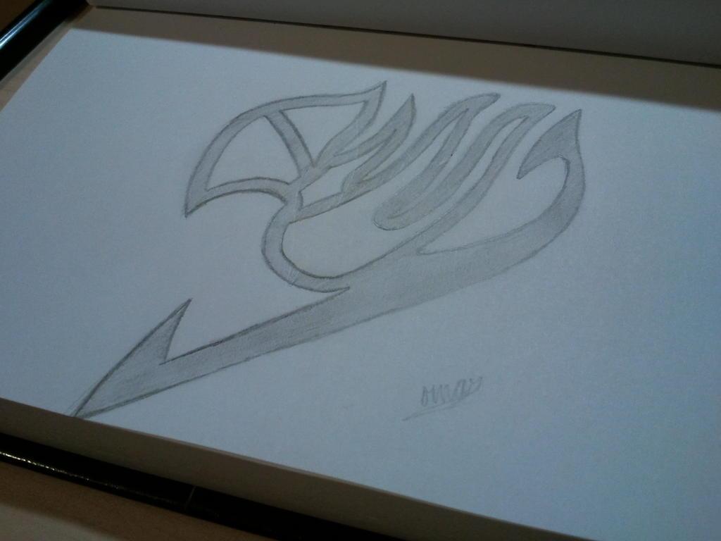 Fairy Tail Logo by ojkadir on DeviantArt